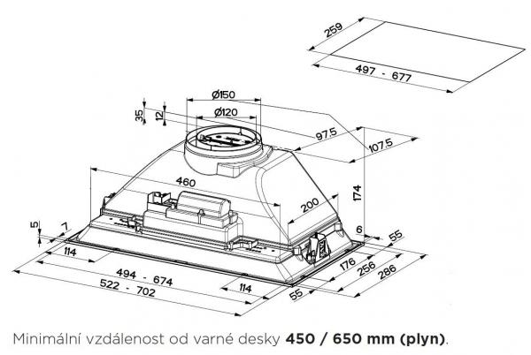 Faber INKA SMART C LG A70