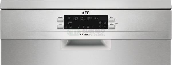 AEG FFB62700PM + sleva 1500,- CASHBACK