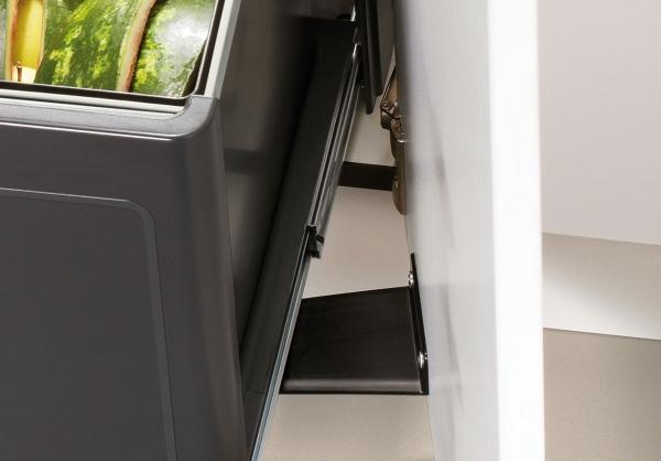 Blanco BOTTON Pro 45/2 Automatic výsuv otevřením dvířek 517468