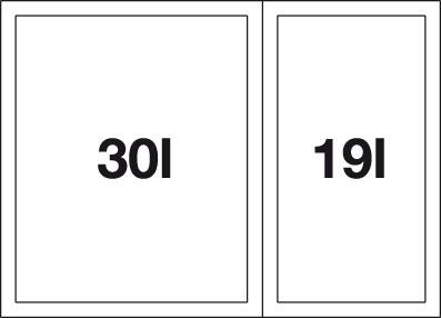 Blanco SELECT 60/2 Orga (Cabrio + Orga) 518725