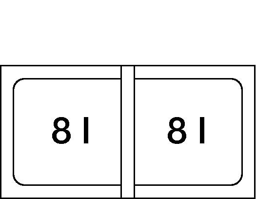 Blanco FLEXON II 30/2 521467