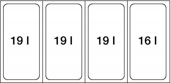 Blanco FLEXON II 90/4 521475