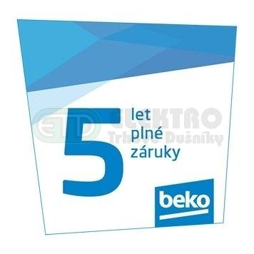 Beko BCHA 275 E3S + 5 LET ZÁRUKA