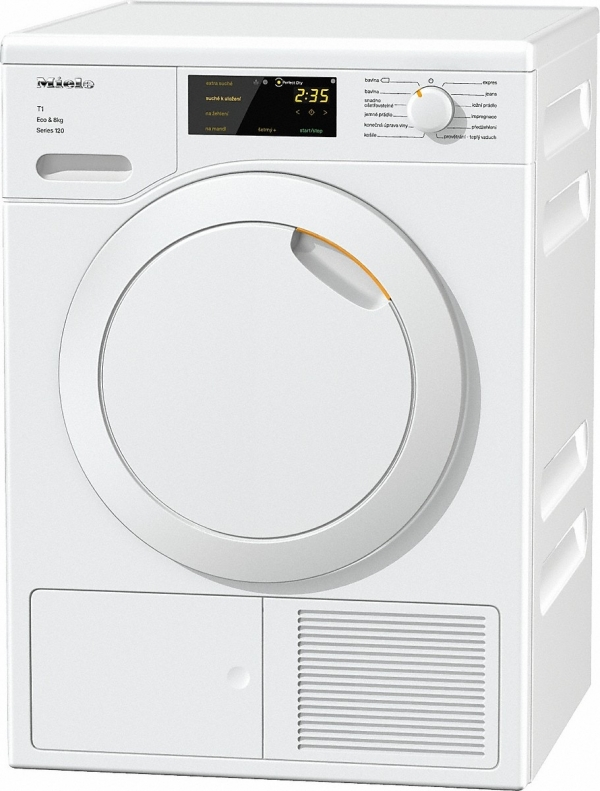 Miele  TDD420WP Series 120  Lotosově bílá