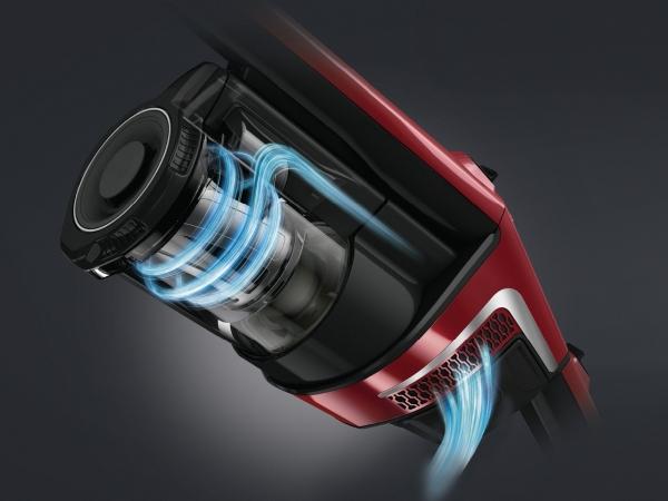 Miele  Triflex HX1 - SMUL0  Rubínově červená Velvet