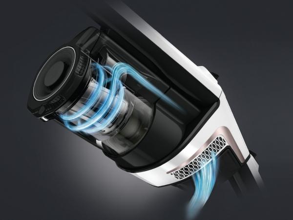Miele  Triflex HX1 Performance - SMUL5  Lotosově bílá