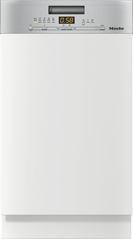 Miele  G 5430 SCi SL Active  Nerez CleanSteel