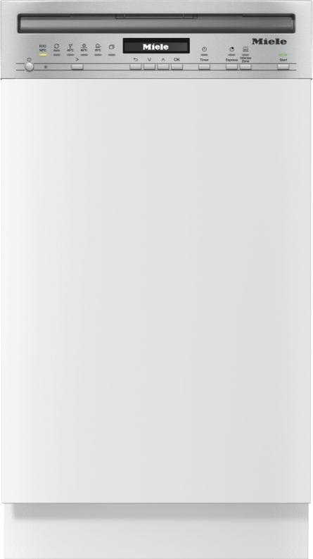 Miele  G 5840 SCi SL  Nerez CleanSteel