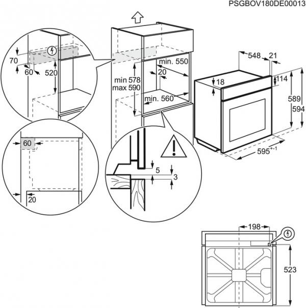 Electrolux KODDP71X + SLEVA 1500,- CASHBACK