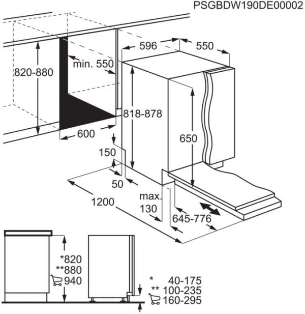 ELECTROLUX EEG48300L + sleva 1000,- Kč CASHBACK