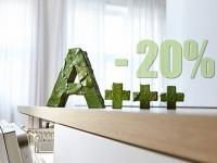 Akumulátor tepla EcoTech: A+++ -20%