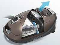 Filtrační systém AirClean