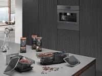 Miele  CVA 7845  Obsidian černá  - CoffeeSelect*