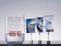 Miele  G 7310 SCi AutoDos  Nerez CleanSteel  - Připojení na teplou vodu