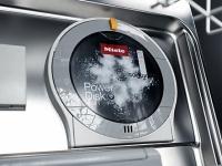 Miele  G 7310 SCi AutoDos  Nerez CleanSteel  - Světová novinka: AutoDos sPowerDiskem