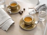 Miele  CM 5510 Silence  Zlatorůžová PearlFinish  - Espresso