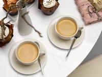 Miele  CM 5510 Silence  Zlatorůžová PearlFinish  - Káva