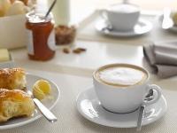 Miele  CM 5510 Silence  Zlatorůžová PearlFinish  - Cappuccino