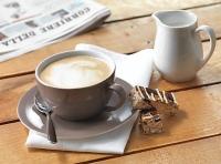 Miele  CM 5510 Silence  Zlatorůžová PearlFinish  - Caffe Latte