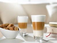 Miele  CM 5510 Silence  Zlatorůžová PearlFinish  - Latte Macchiato
