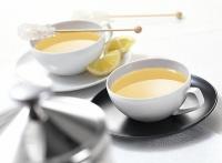 Miele  CM 6360 MilkPerfection  Obsidian černá Bronzová PearlFinish  - Bílý čaj