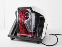 Miele Blizzard CX1 Red PowerLine - SKRF3  Mangově červená  - Technologie Vortex