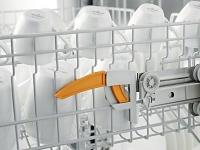 Miele  G 5430 SCi SL Active  Nerez CleanSteel  - Výškově nastavitelný horní koš