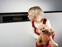Miele  G 5640 SCi SL  Nerez CleanSteel  - Dětská pojistka, kontrolky