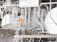 Oplachování čistou vodou, spotřeba od 6,5l vody