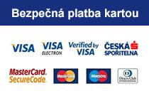 Bezpečné platby kartou